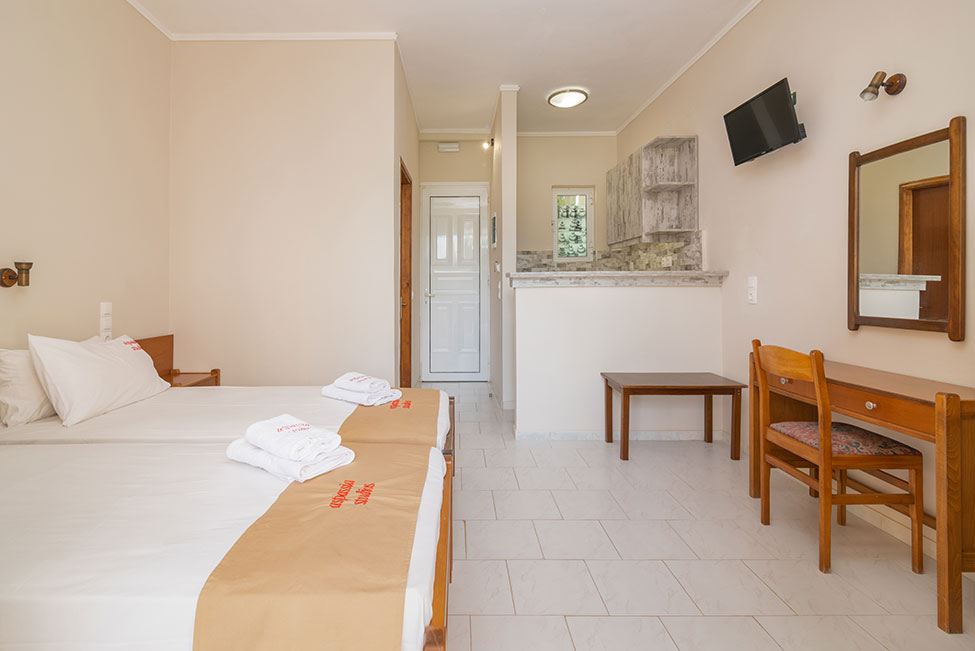 aspassia studios accommodation